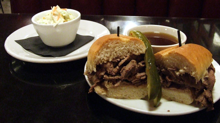 French Dip Sandwich and 5 Best places to eat it