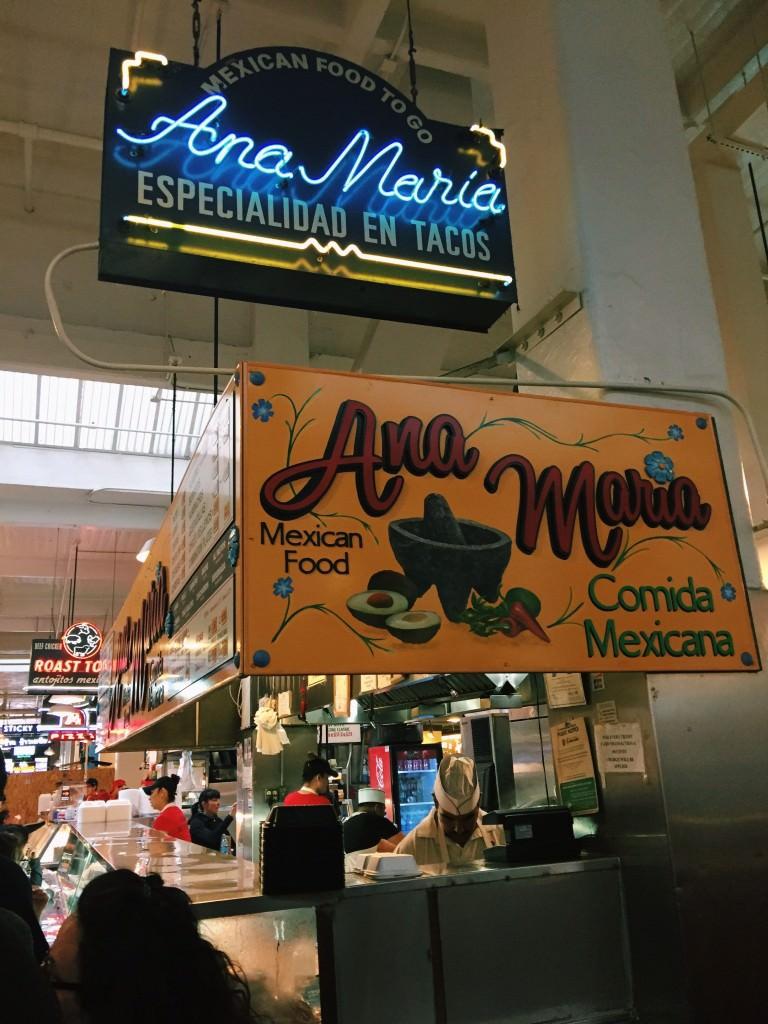 Ana Maria at Grand Central Market