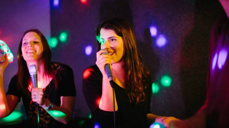 max karaoke is a great spot to best team building activities for companies