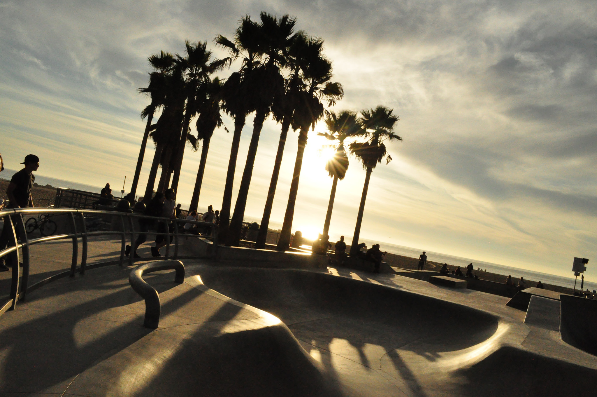 Some of The Best Day Trips in Los Angeles are Santa Monica and Venice