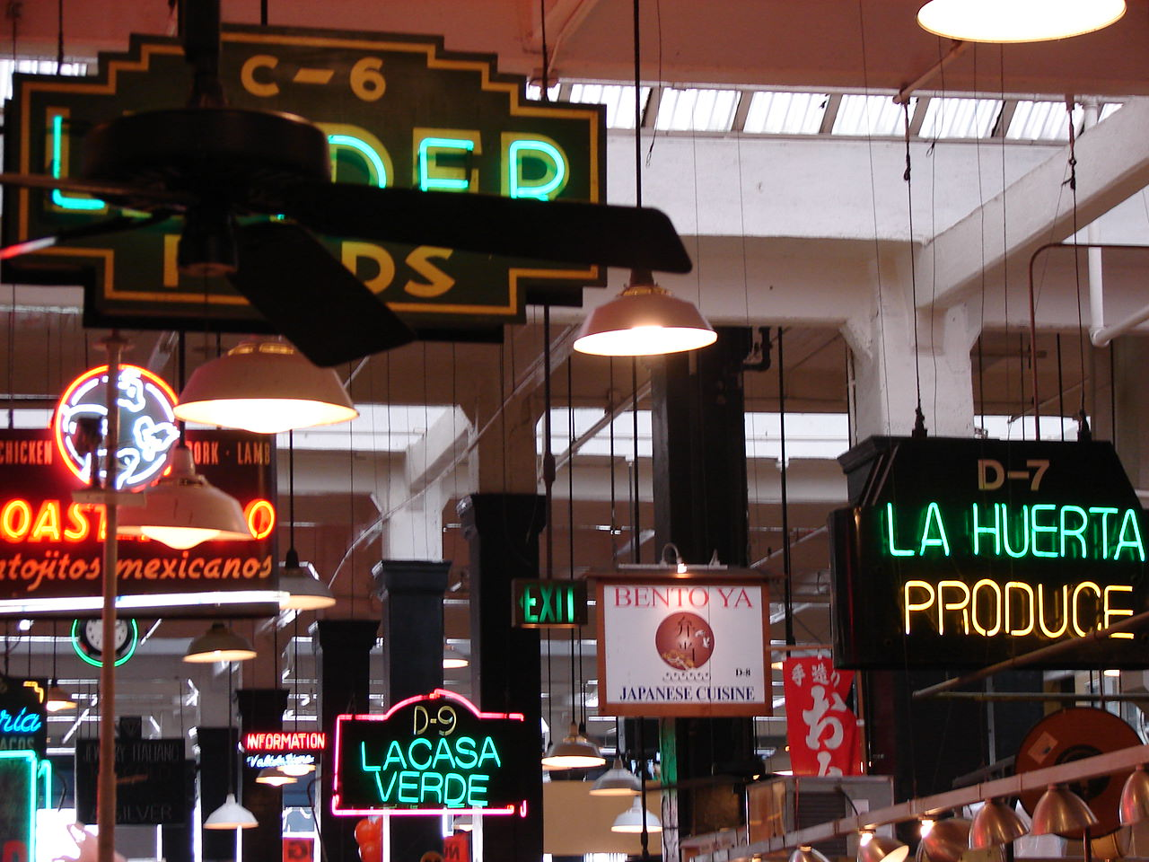 Best Cheap Eats in Downtown: Grand Central Market