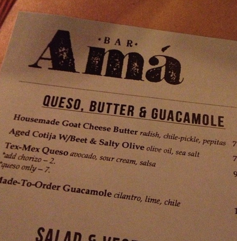Bar Ama is one of Best Cheap Eats in Downtown