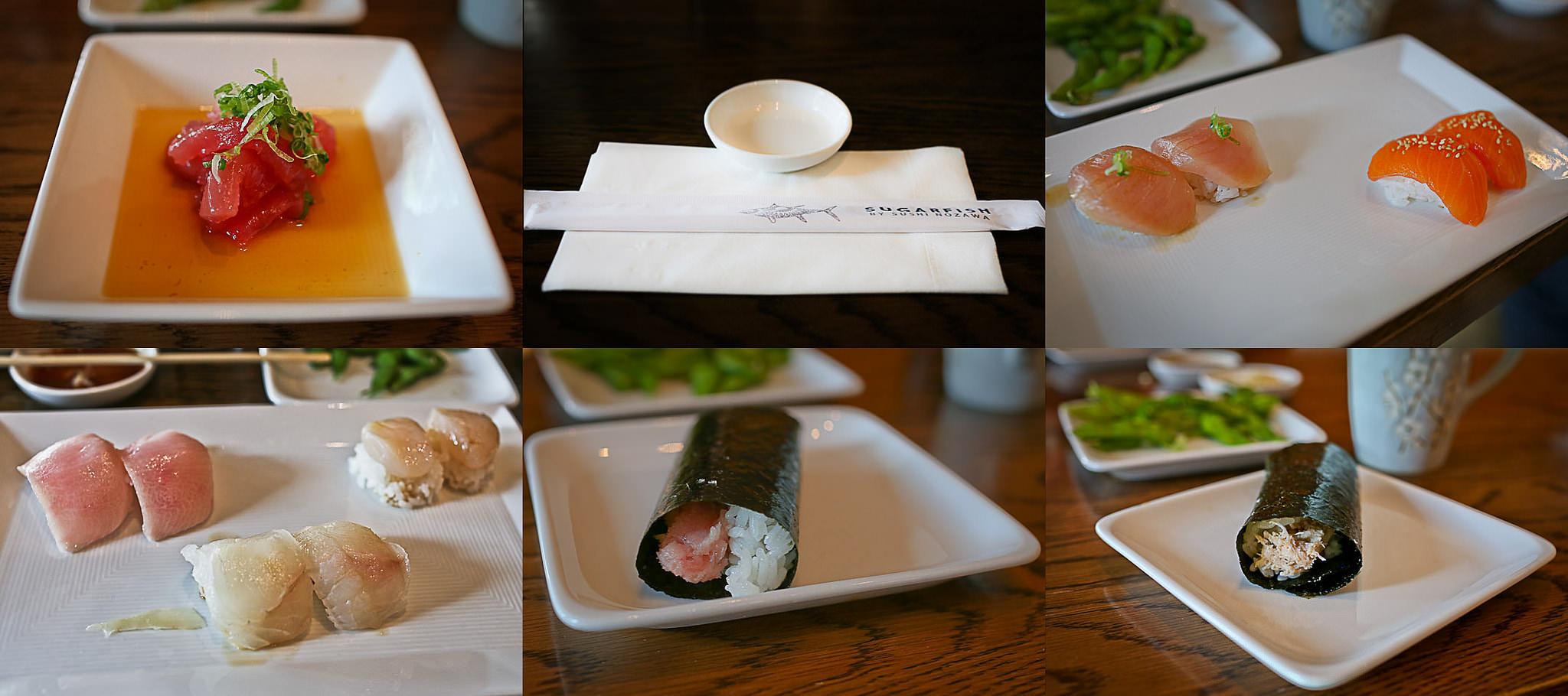 Sugarfish Marina del Ray is one of Top 10 Restaurants Near LAX