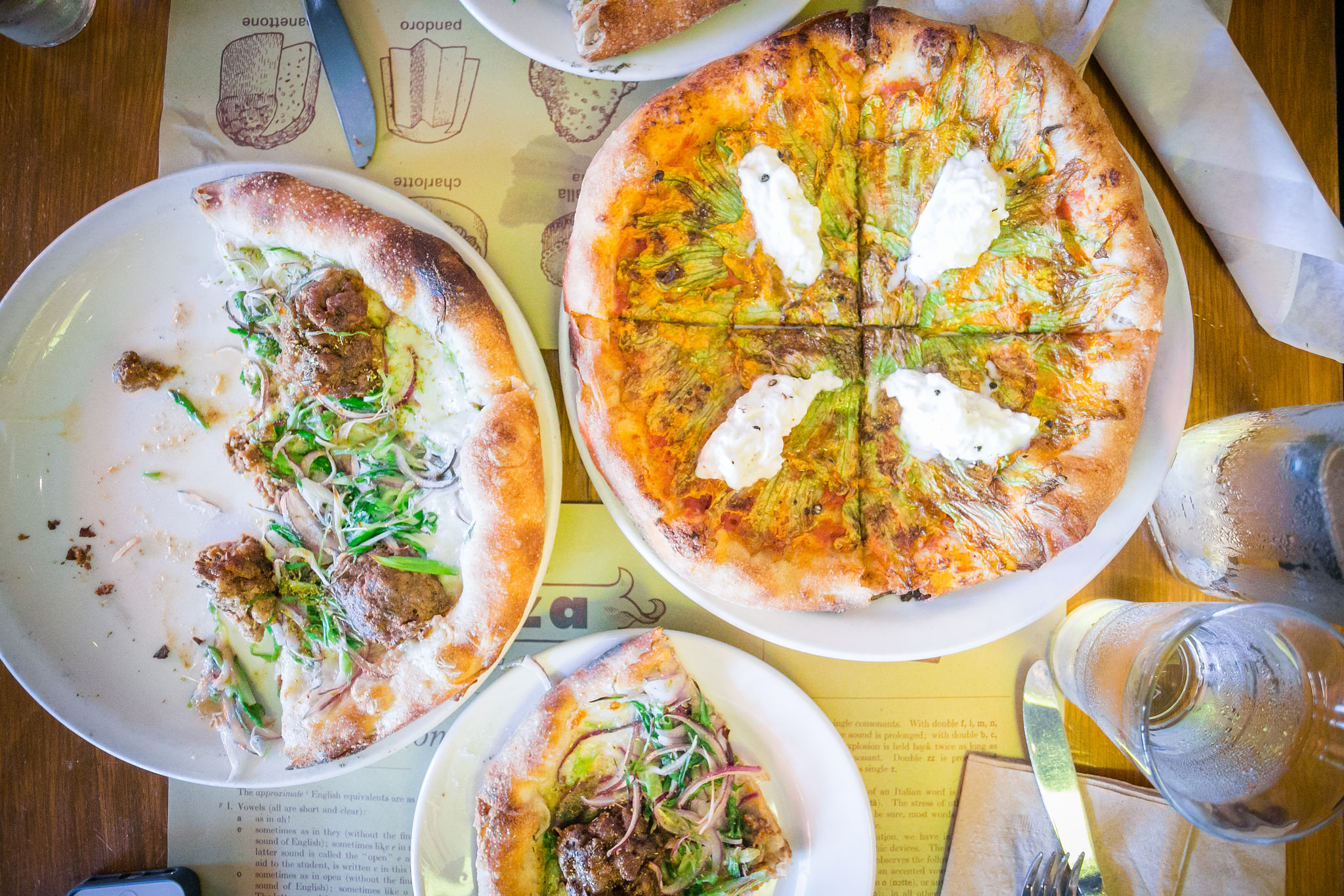 Pizzeria Mozza is one of the Los Angeles Restaurants with Private Rooms