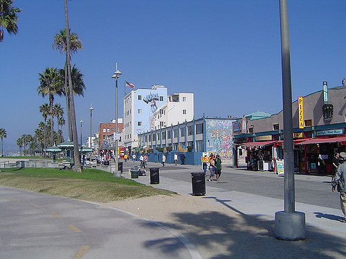 Fun Things to Do in LA Venice