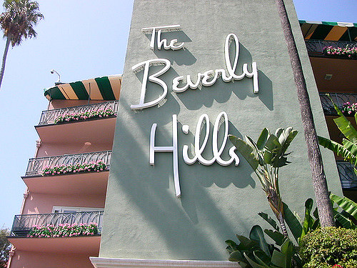 10 Things Everyone Should Do In LA Before They Die: beverly hills hilton