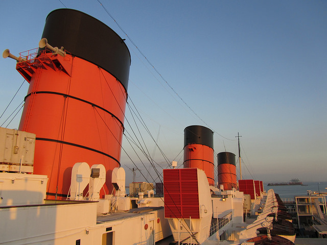 Queen Mary in Long Beach: 10 Things Everyone Should Do In LA Before They Die