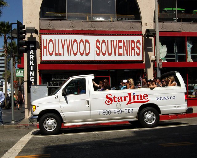 10 Things Everyone Should Do In LA Before They Die: Hollywood tour