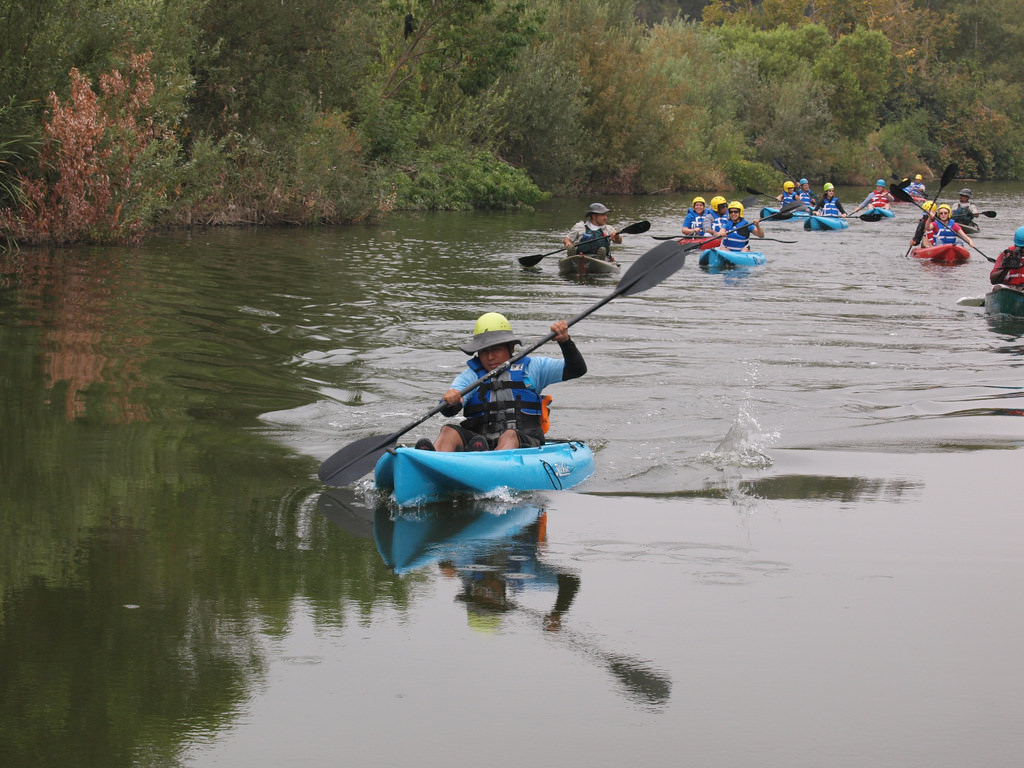 kayak the LA river: 3 Cool Things to Do in LA That Even Locals Don't Know About