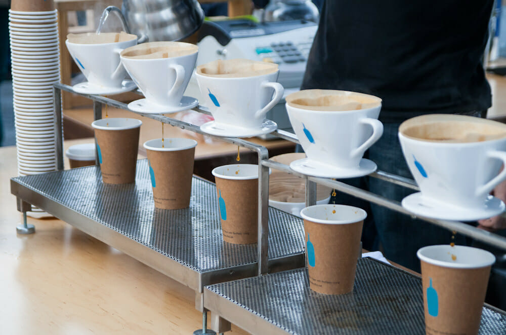 "Blue Bottle"" 5 Places to Get Caffeine Before Your Venice Tour"