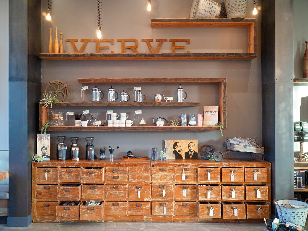 Places to Get Caffeine Before Your DTLA Tour: Verve Coffee