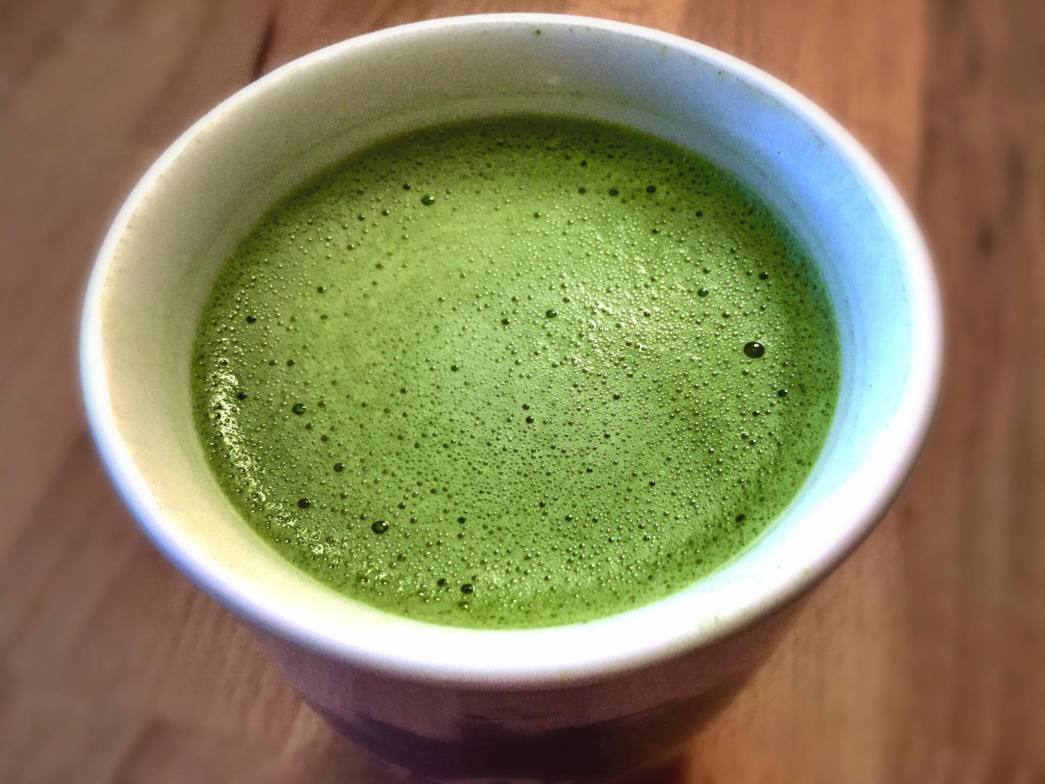 Green Tea Matcha Latte: Places to Get Caffeine Before Your DTLA Tour
