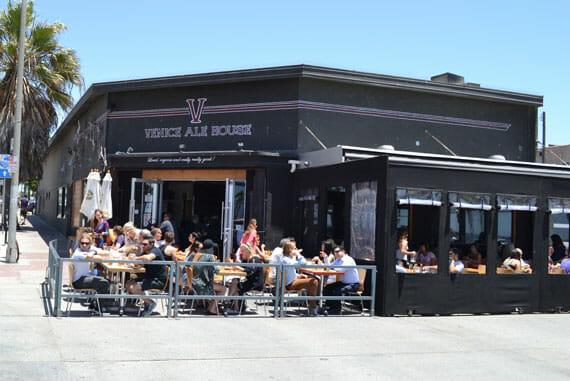 Venice Beach Meeting Locations Venice Ale House Los Angeles