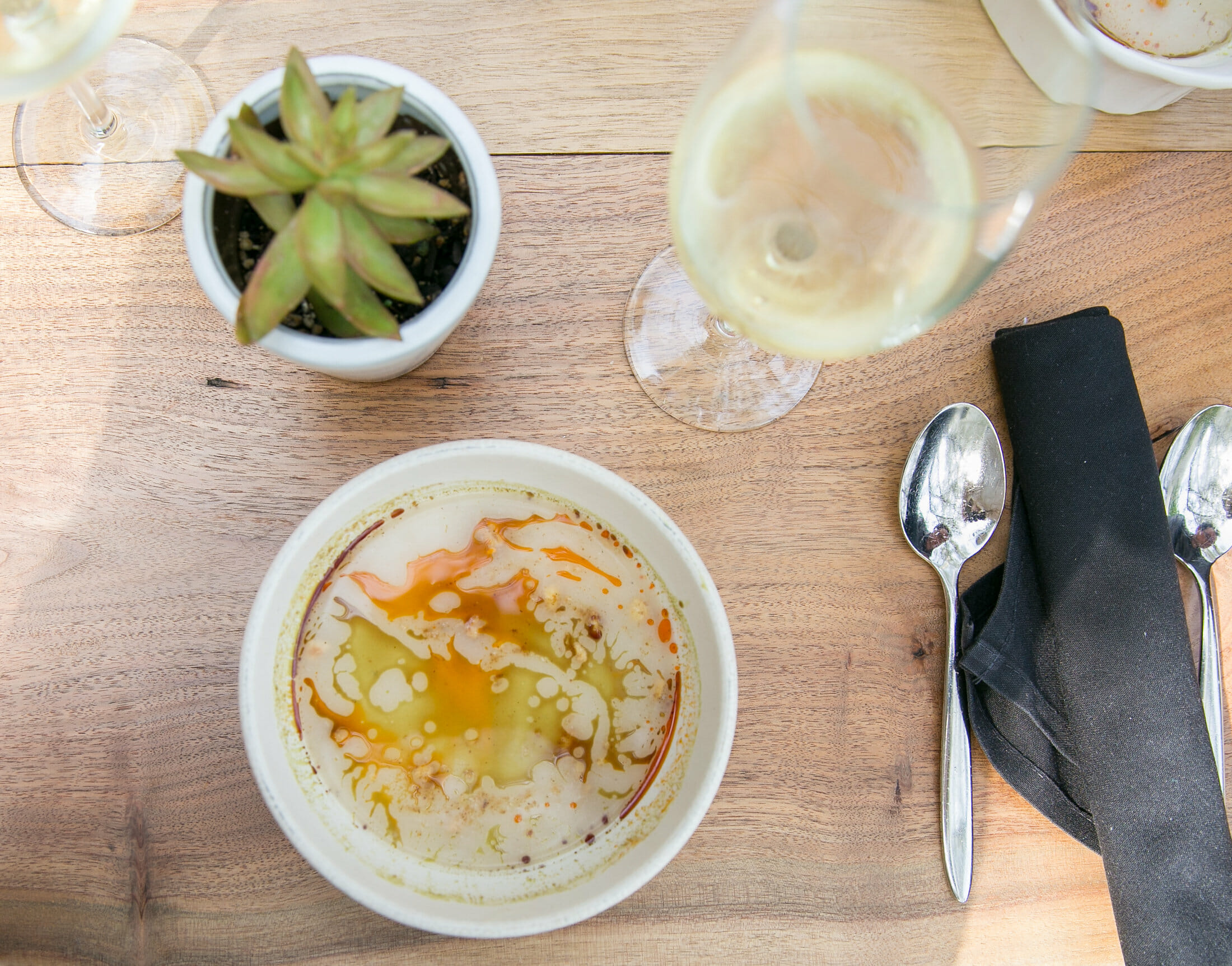 wine taste about plant food + wine: Where To Go Wine Tasting in Venice