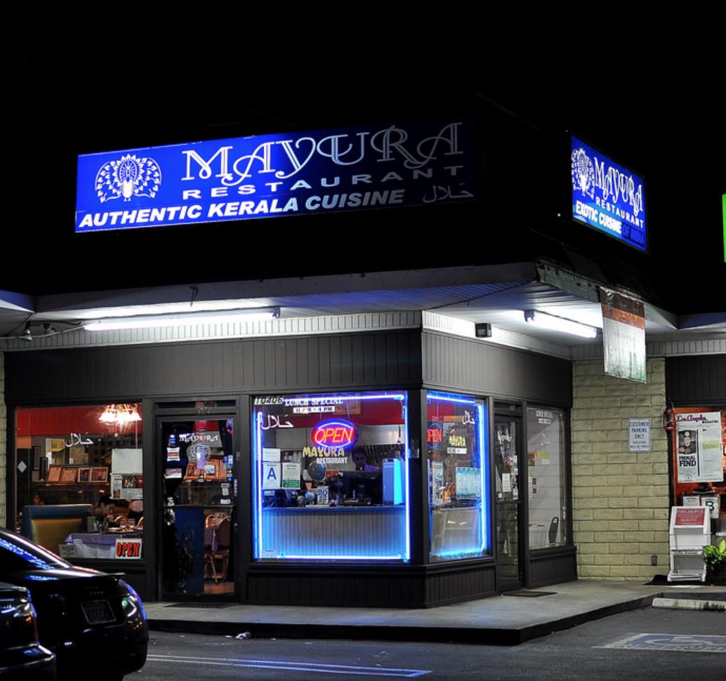 Indian Restaurant Culver City