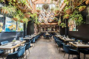 Wabi Vence. 5 Beautiful Restaurants In Los Angeles