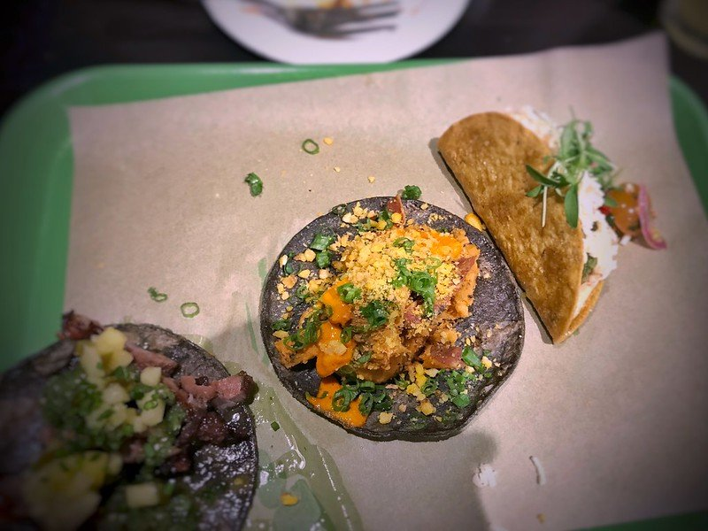 three tasty tacos at night for best places to eat in los angeles cheap