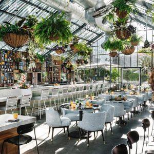 romantic restaurants in los angeles is openaire in koreatown