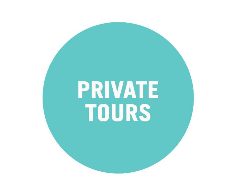 private tours private events logo