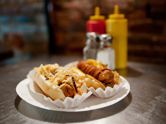 plan a hot dog food crawl or another fun food: The Ultimate Birthday Celebration for Foodies