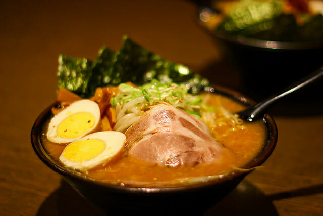 get some noodles nearby at Tabata Ramen: 7 Great Restaurants in Walking Distance of the Javits Center: