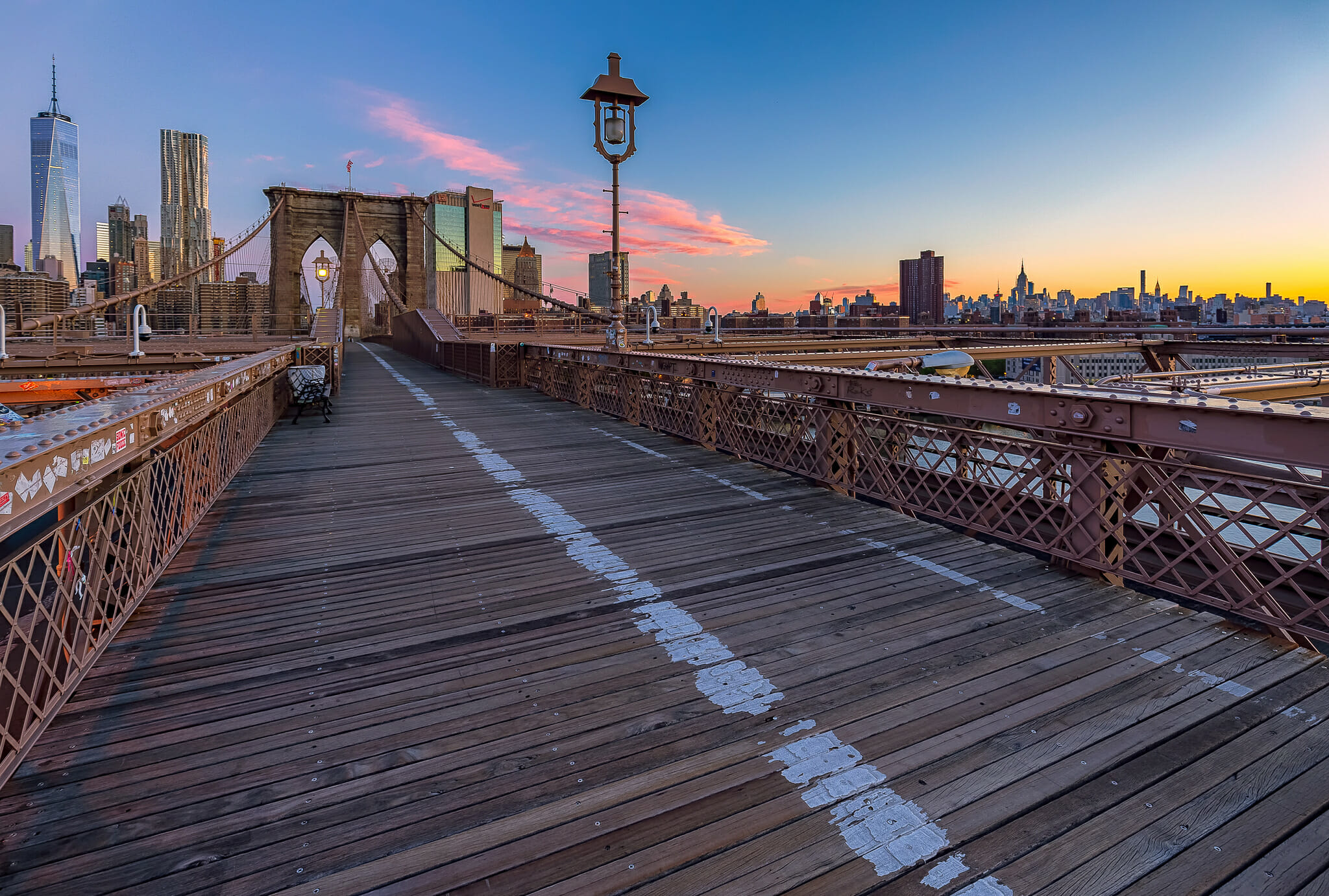 brooklyn bridge shoot: 10 Fun and Frugal Things To Do in Manhattan