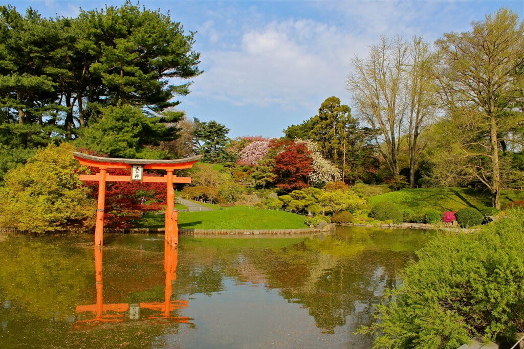 brooklyn botanical garden: 5 Free Things to Do in NYC Right Now for Fun