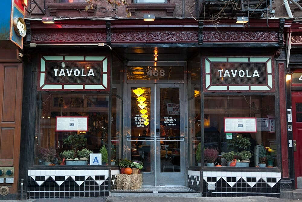 Tavola 7 Great Restaurants In Walking Distance Of The Javits Center