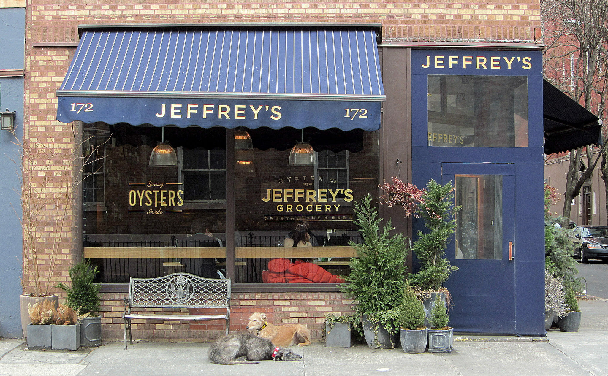 jeffery's grocery: NYC Happy Hours with (Good) Food: