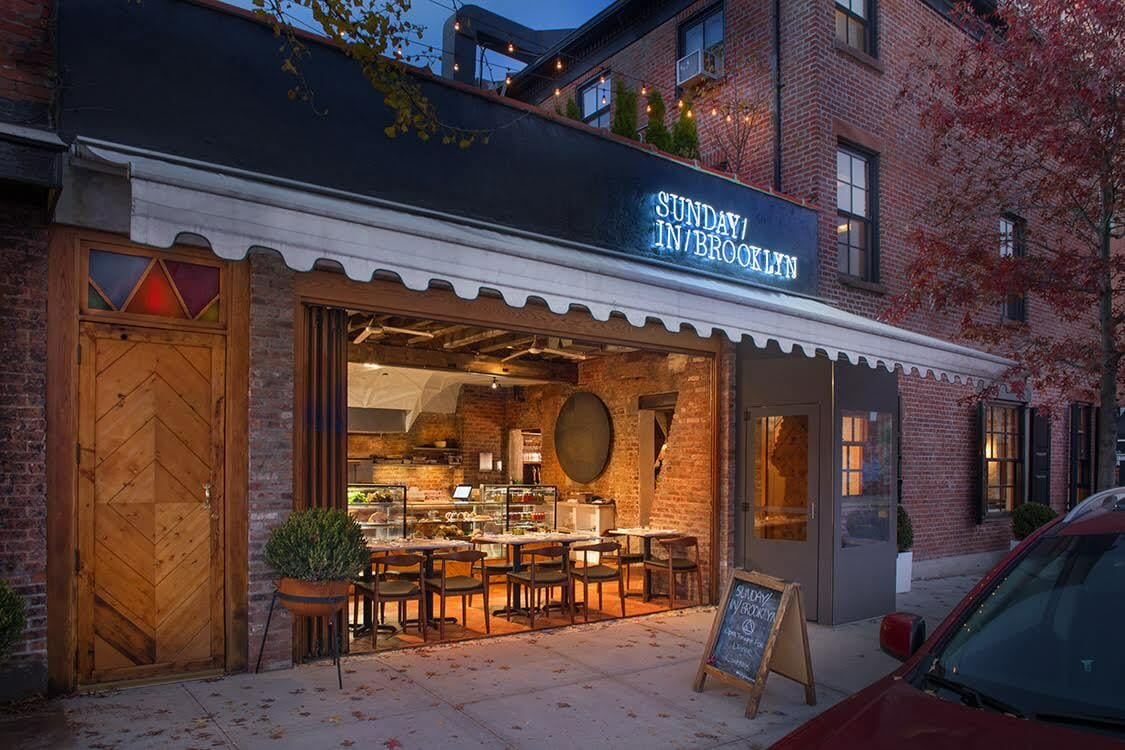 Here S Your Nyc Patio Brunch Guide I Avital Tours