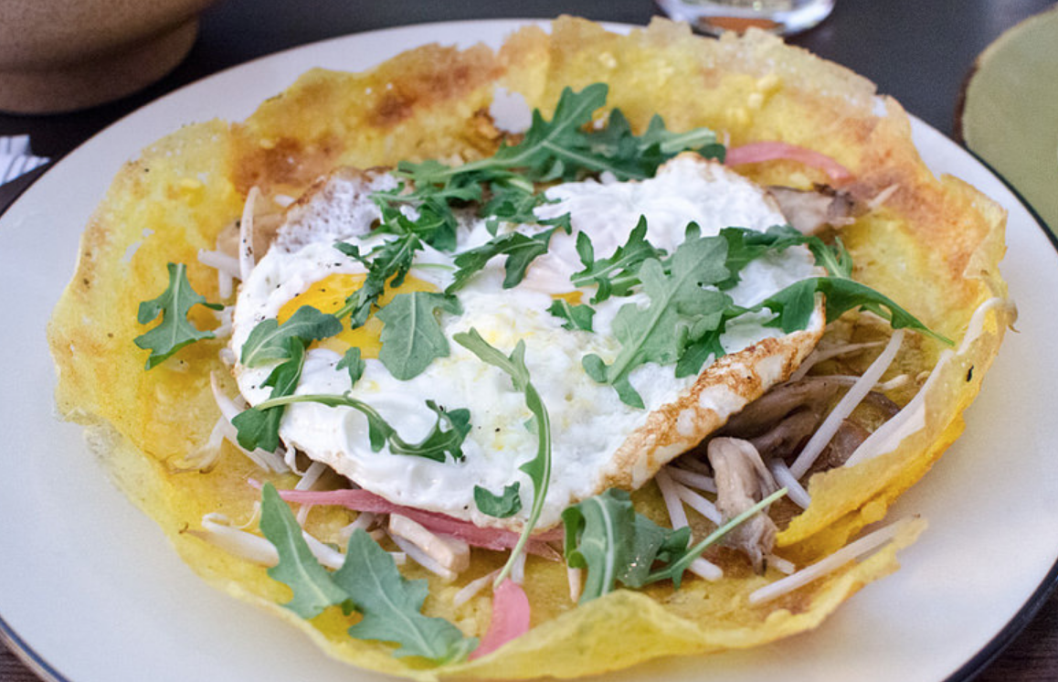 bricolage serves vietnamese brunch. Here's Your NYC Patio Brunch Guide