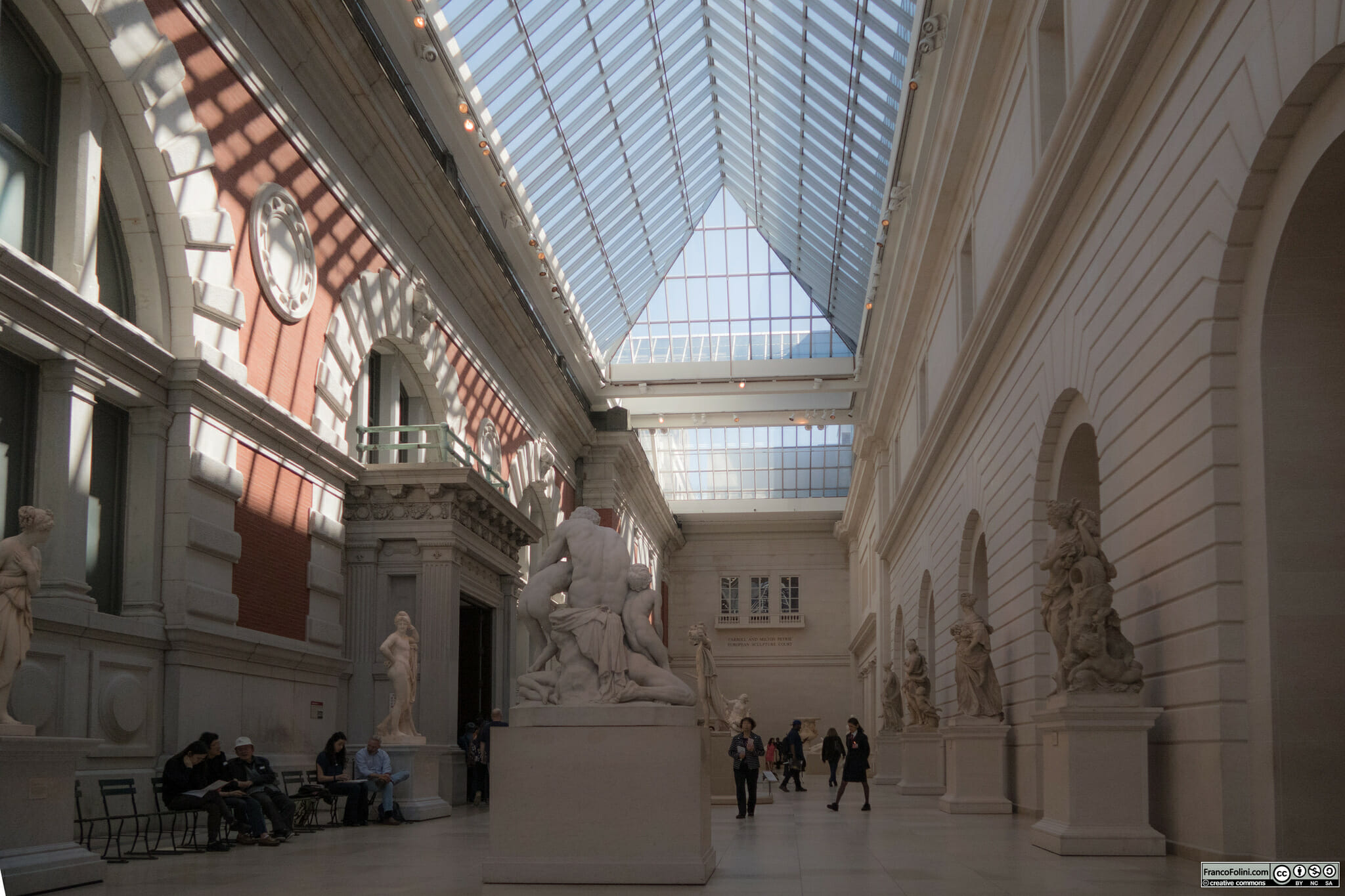 see a museum in a new way as part of NYC Team Building Ideas That Don't Suck