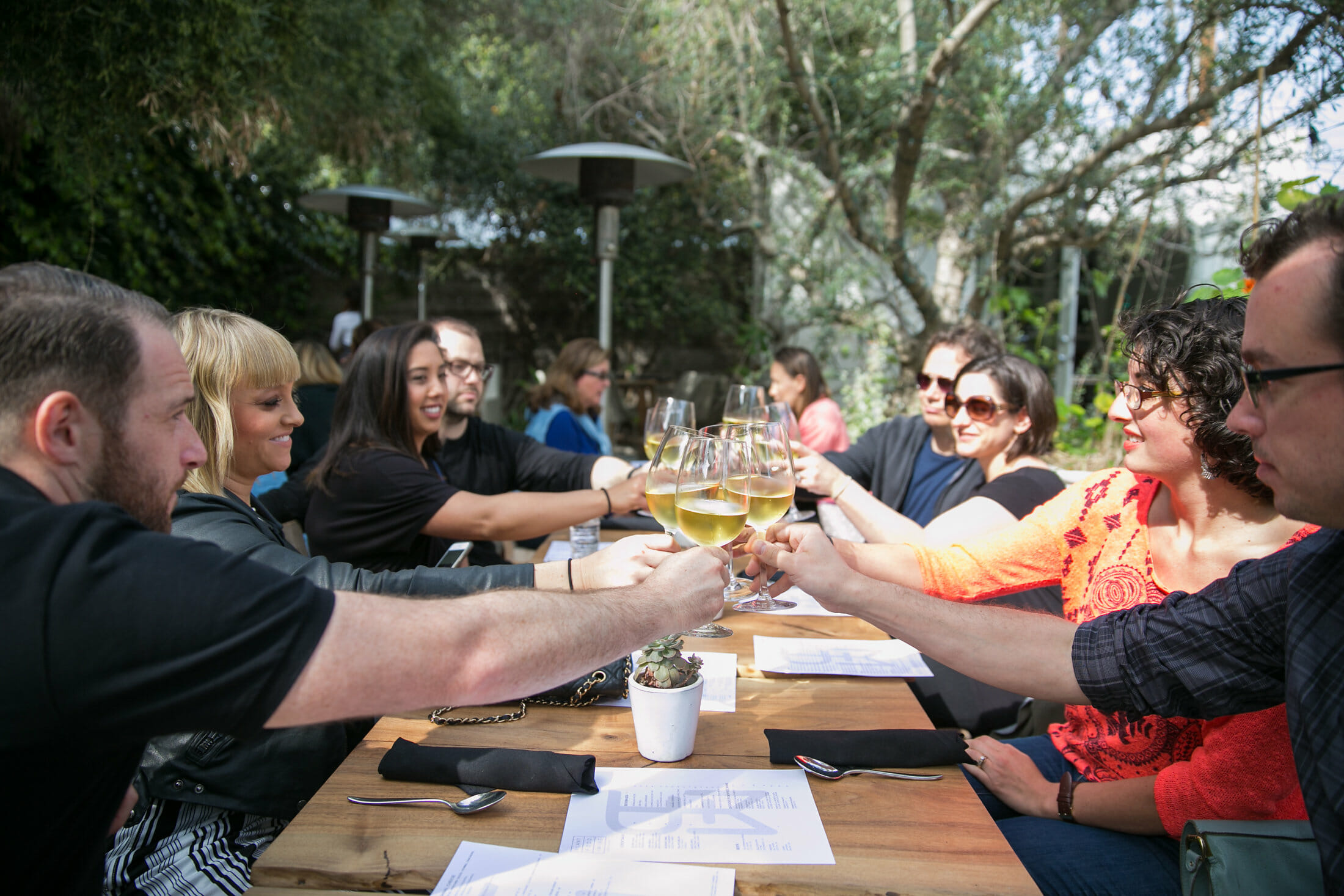 sharing a table is special, Food Tours: The Ultimate Team Building Icebreaker