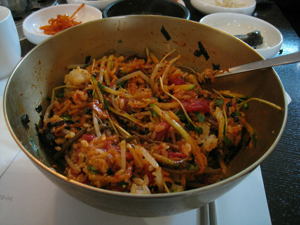 5 Group-Friendly Restaurants in NYC: Korean soul food at Her Name is Han