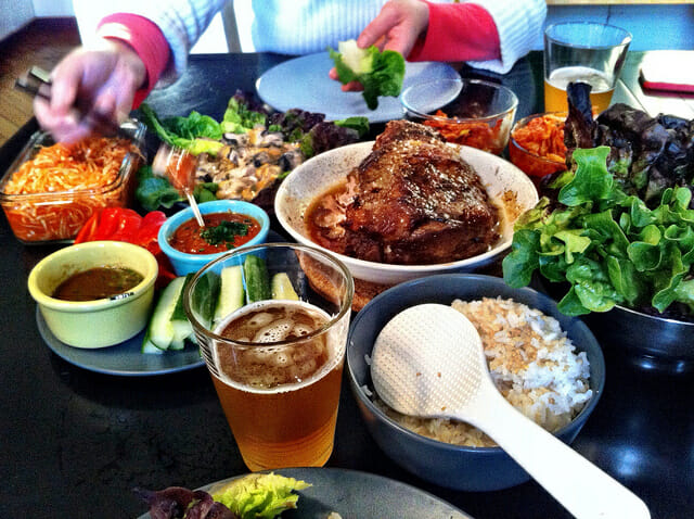 Try the Bo Ssam at Momofuku: 5 Group-Friendly Restaurants in NYC