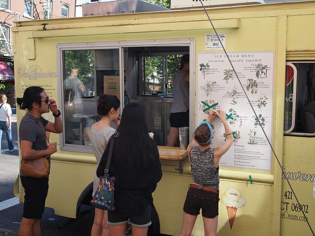 Head to Van Leeuwen Artisan Ice Cream Our Favorite New York City Ice Cream Shops