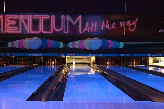 5 Novel Places To Celebrate Your Next Birthday In NYC, head to the brooklyn bowl