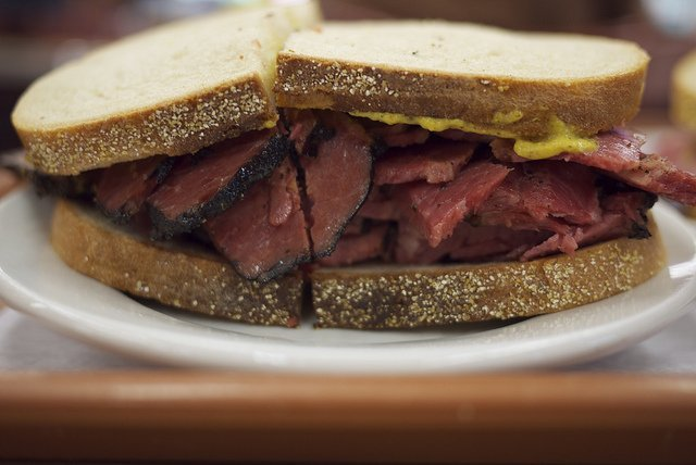 Pastrami at Harry and Ida's. 5 Best Lunch Counters in East Village