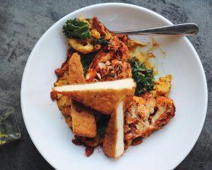 tofu pasta at best vegetarian restaurants in nyc modern love