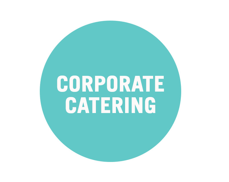 corporate catering for companies and foodies