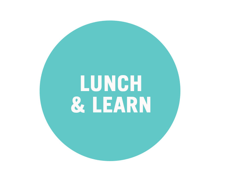 lunch and learn culinary history talk for private events