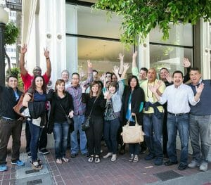 San Francisco Corporate Team Building Food Tours
