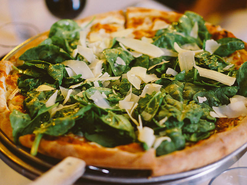 pizza at tomasso's: Best Pizza Spots in North Beach