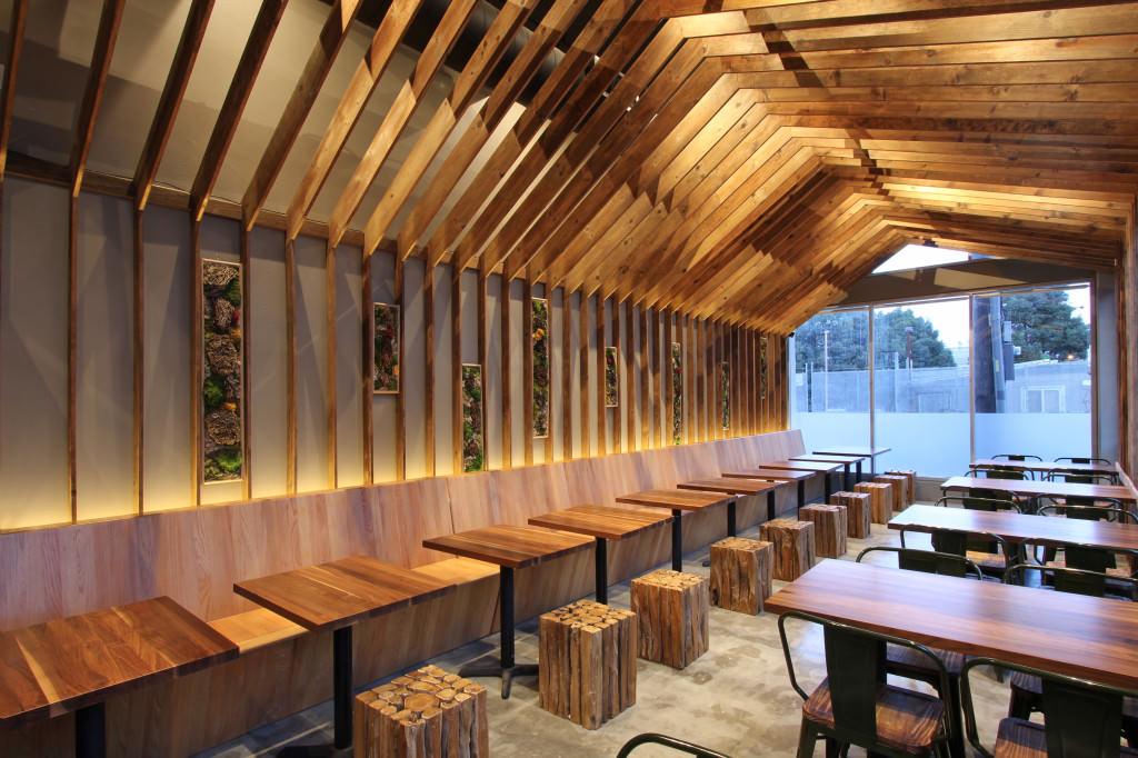 Shizen restaurant review i avital tours - Interior decorator san francisco ...