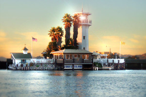 Forbes Island is one of 5 Must Try Fisherman's Wharf Restaurants