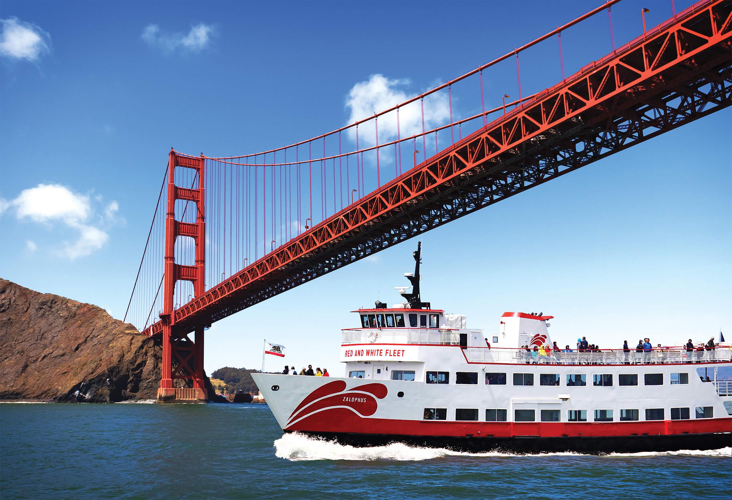 San Francisco Night Cruise