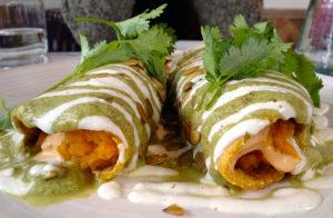 Pumpkin Quesadilla at Gracias Madre: Eating Healthy in San Francisco