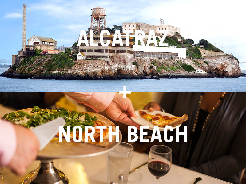 alcatraz plus north beach food tour package