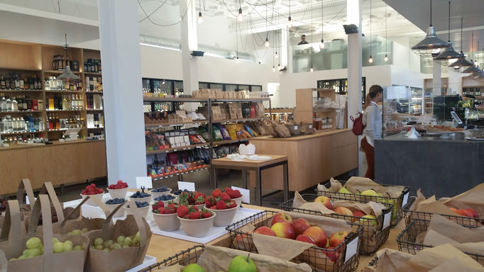 Foodhall SF Mission