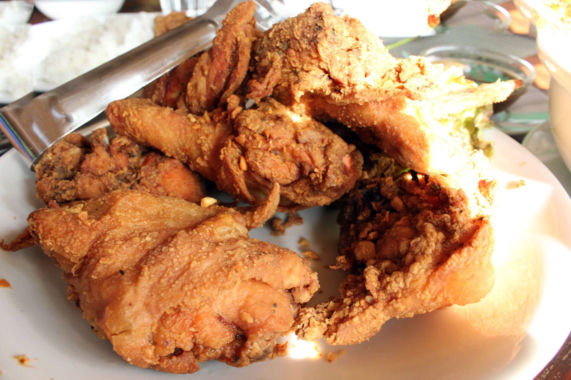 Gluten Free Guide to San Francisco includes Proposition Chicken